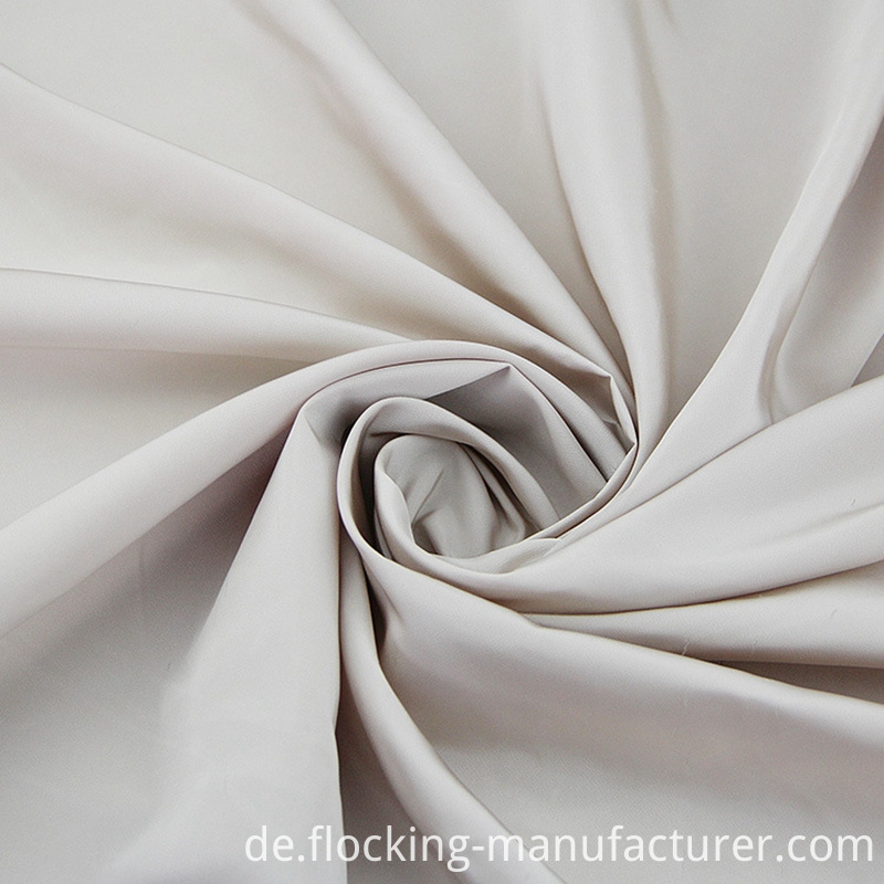 Manufacturing 75D Plain Dyed Memory Fabric for Padded Clothes
