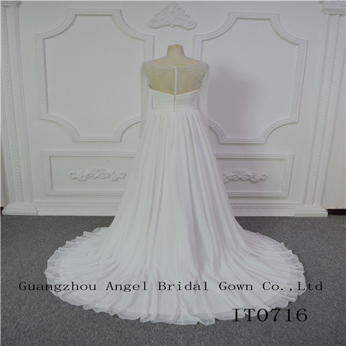 Sexy Design Bridal Dress