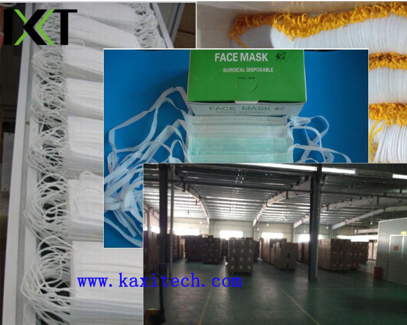 Surgical Face Mask Manufacturer for Medical Protection Three Types Kxt-FM22