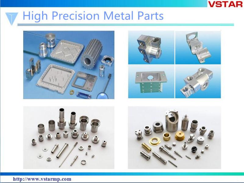 CNC Machining Super Precision Machine Metal Parts as Per Your Design Vst-0981
