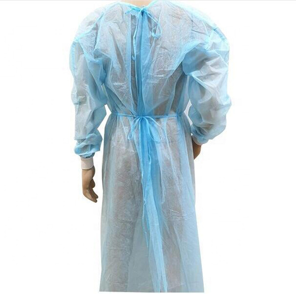 Coveralls Safety Isolation Suit