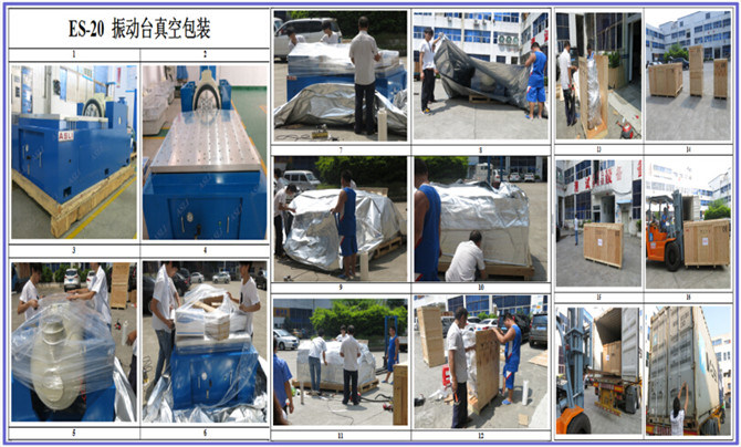 20kn Electromagnetic Frequency Vibration Testing Systems for Electric Vehicle Batteries