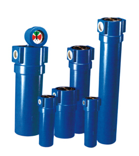 High Guality Industrial Compressed Air Pipeline Filter (KAF007)