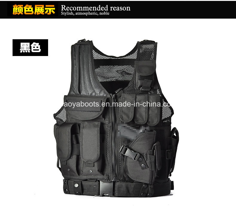 Military Gear Tactical Vest