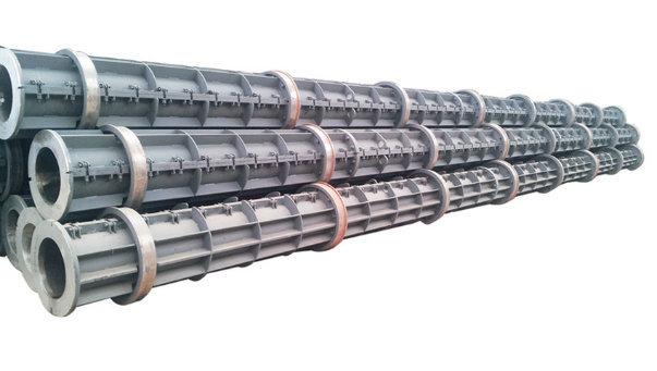 Spun Steel Mold of Electric Prestressed Concrete Pole