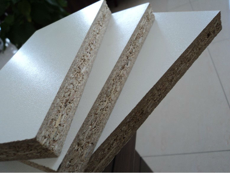 E1 Particle Board Melamine Chipboard