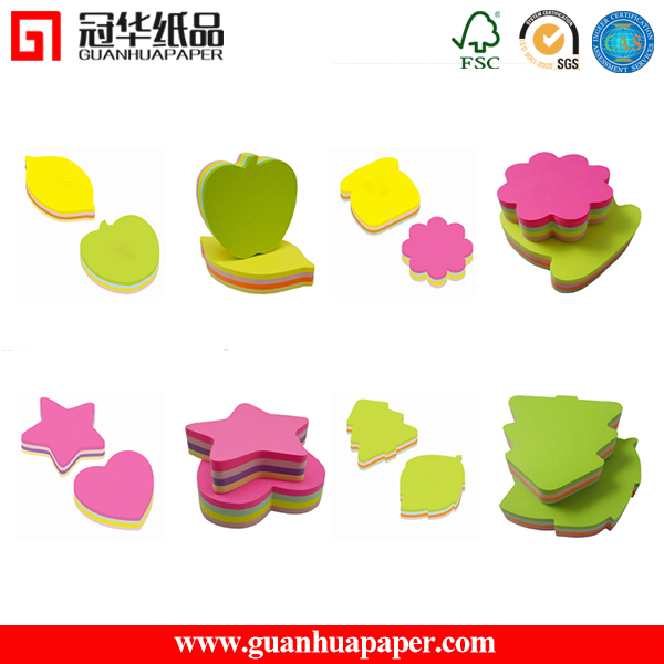 Customiezd Colorful Cute Sticky Post Note It for Christmas