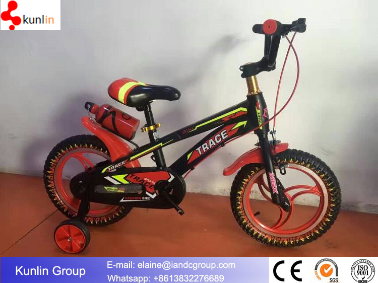 2016 China Wholesale New Model Kids Bike for 2-8 Years Old