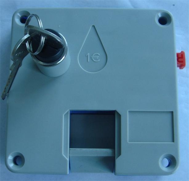 Coin Operated Lock, Locker Lock, Coin Lock, Furniture Lock, Al-1201