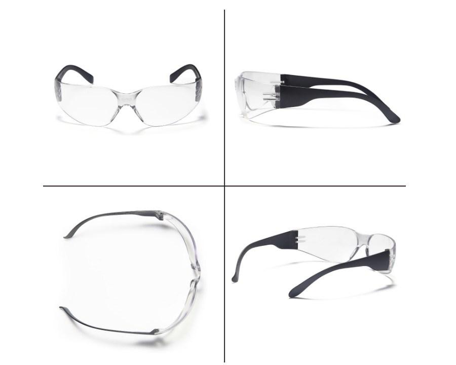 Очки с высокими характеристиками Защитные очки в ассортименте 12X Защитные очки