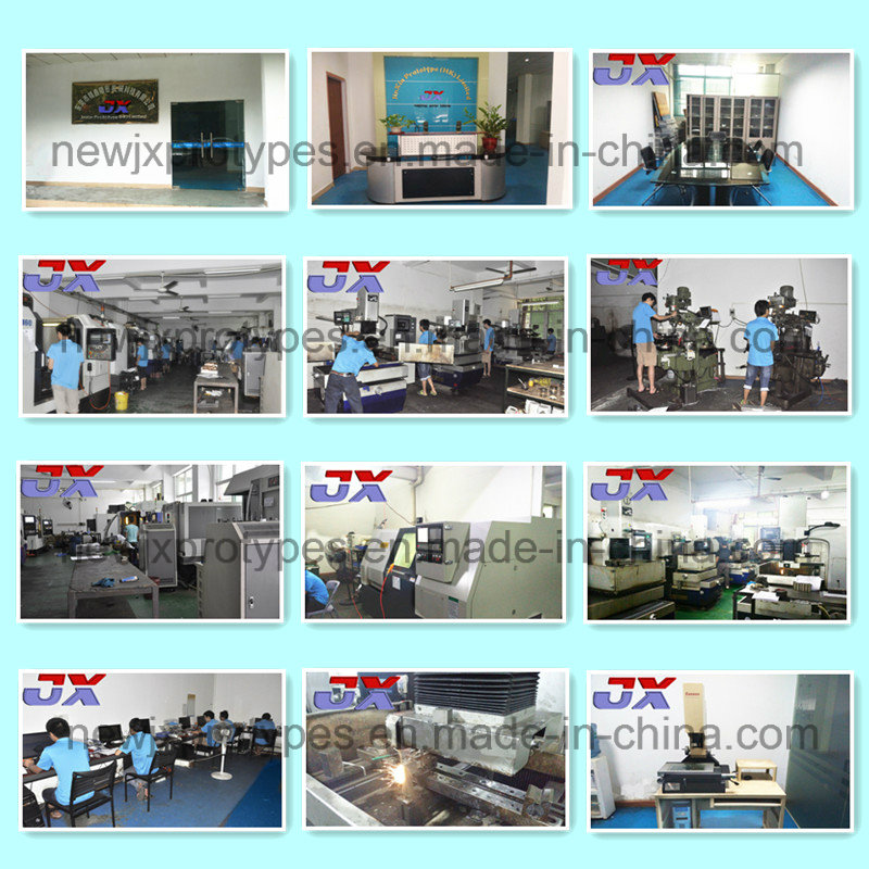 Customized CNC Precision Aluminum Parts/CNC Milling Parts/Sheet Metal Stamping/EDM