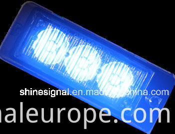 LED Grille Exterior Lightheads for Emergency Cars (S30)