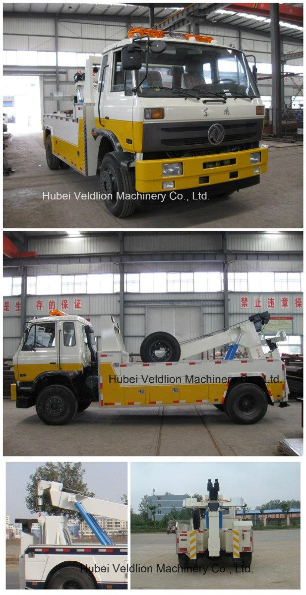 Dongfeng Heavy Duty 15t Wrecker Tow Truck