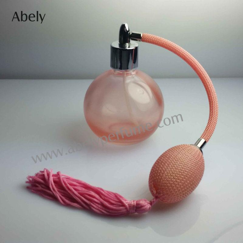 Color Vintage Perfume Bottles with Designer Perfume
