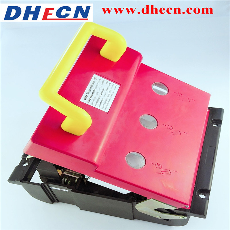 Hr6-400/30 400A 3p Fuse Type Isolation Switch for Circuit Protection
