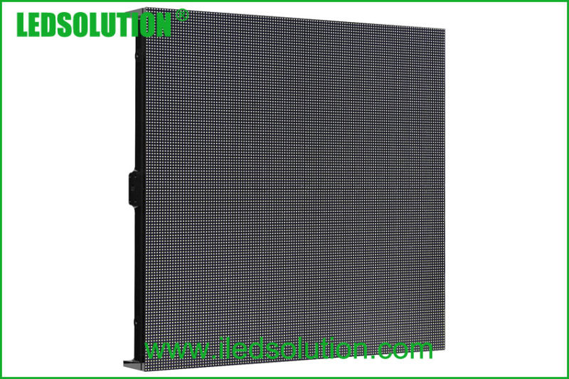 Front Serviceable 500X500mm Outdoor Die-Cast LED Display