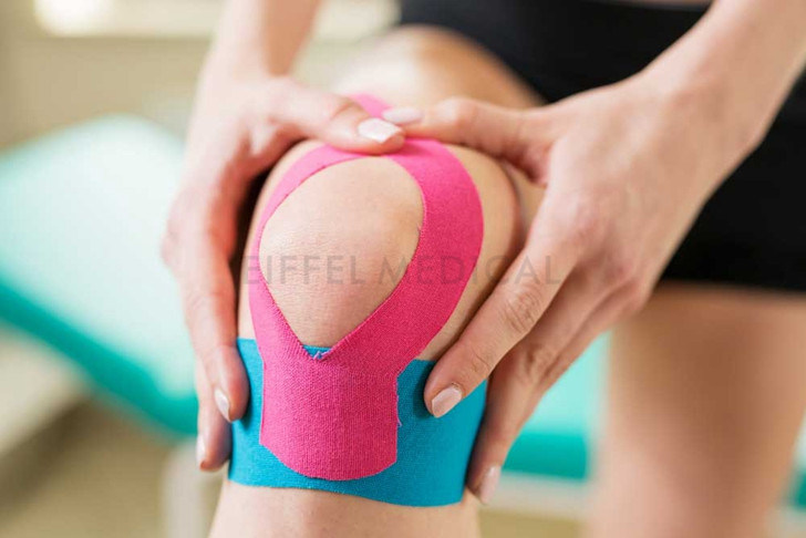 Hot Sale High Elastic Kinesiology Lift in Secret Breast Tape