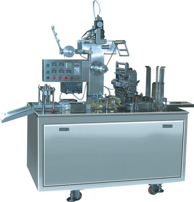 Model 2002 Cellophane Overwrapping Machine with Tear Tape (SY-2002)