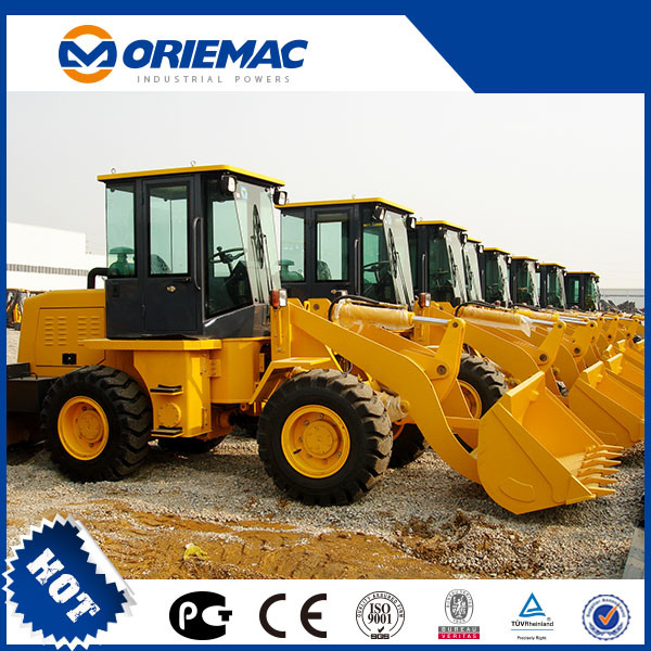5ton New Construction Machine Heavy Equipment XCMG Zl50gn