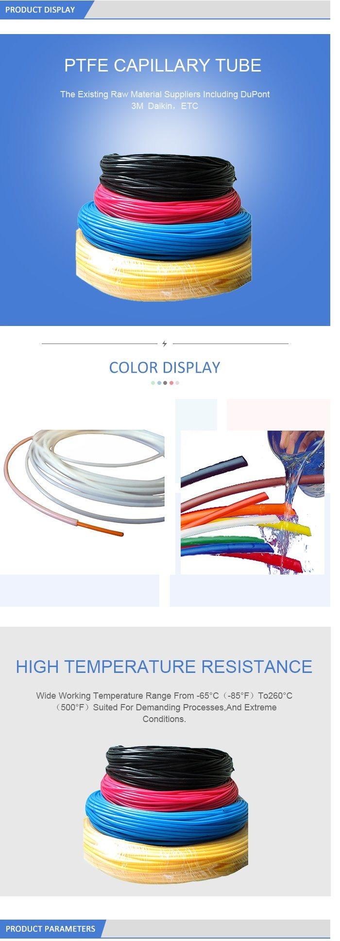 China High Quality Glass Capillary Tube Cheap Copper Capillary Tube
