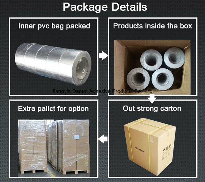 Aluminum Foil Reinforced Duct Tape