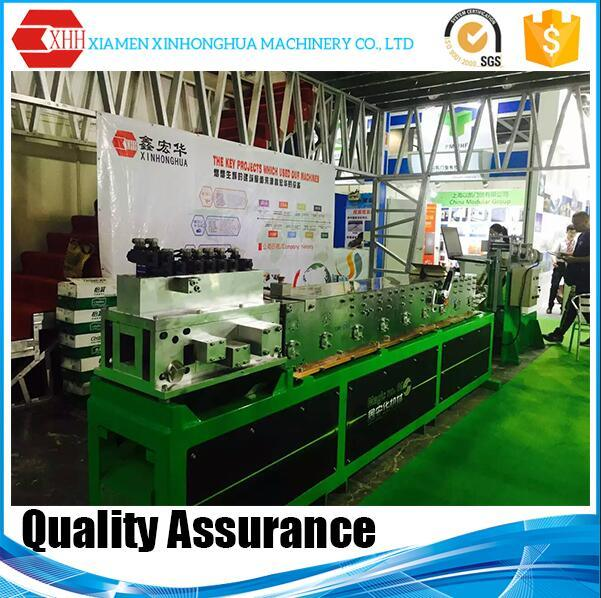 Light Steel Movable Plank Building Machine