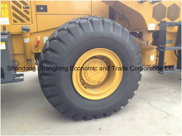 XCMG Wheel Loader 5ton Rock Bucket Loader