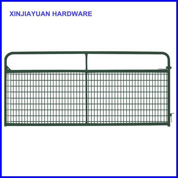 Metal Gate with Welding Wire