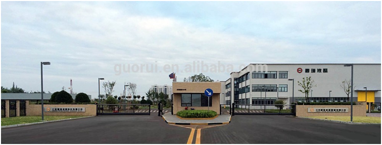 Hydraulic Sectional Valve Manual Valve for Hydraulic Control Valve