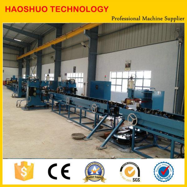 Automatic Transformer Radiator Fin Production Line