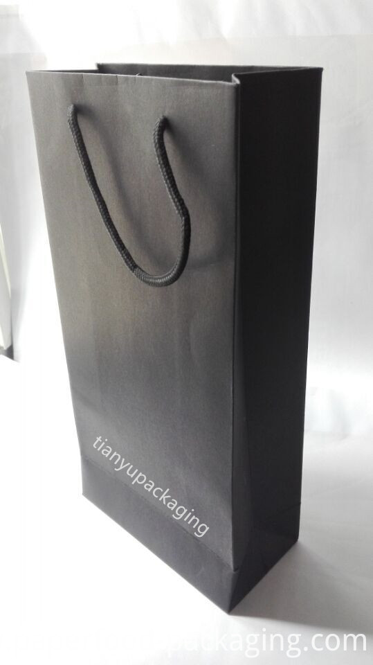 Handle Kraft Paper Bag 150GSM for Shopping, Food, Clothes