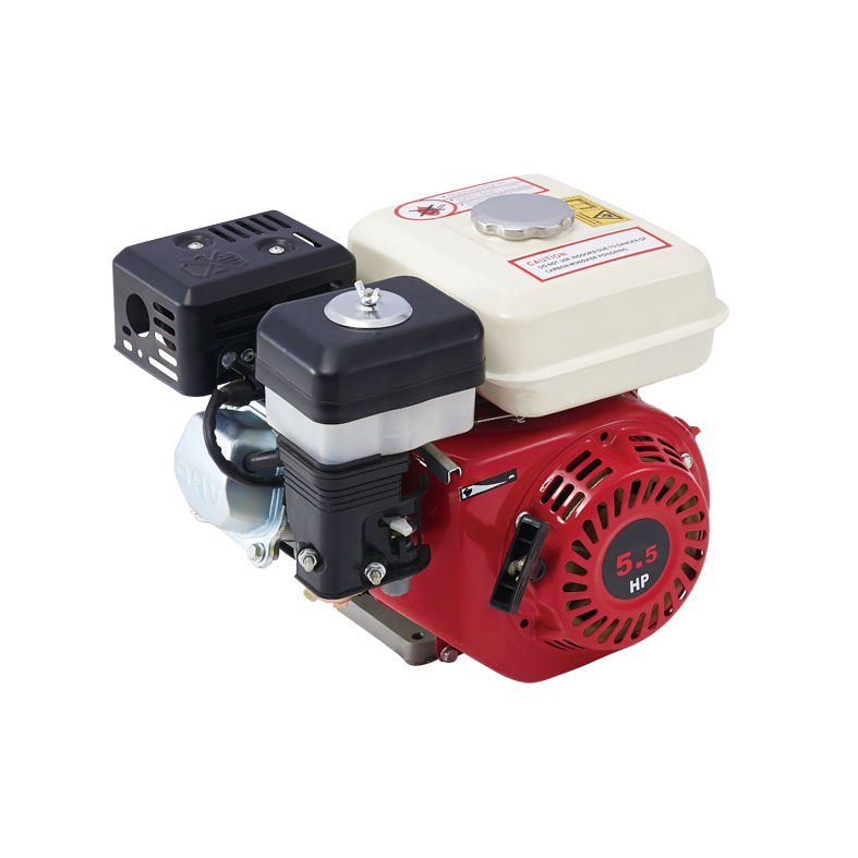 Ohv Single Cylinder 6.5HP Gasoline Water Pump Engine (JJ168)