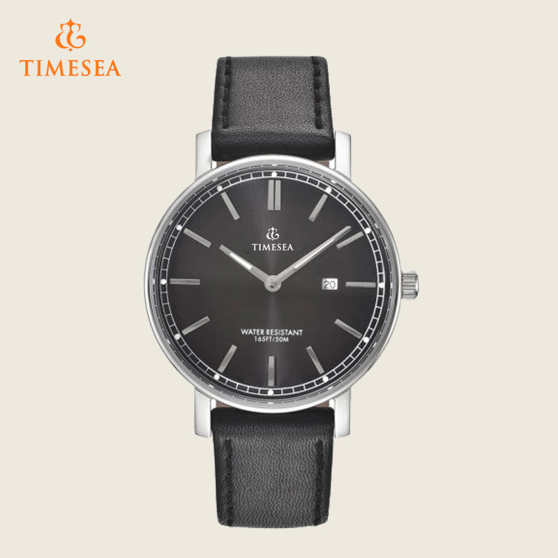 Classic Style Stainless Steel Watch Men 72403