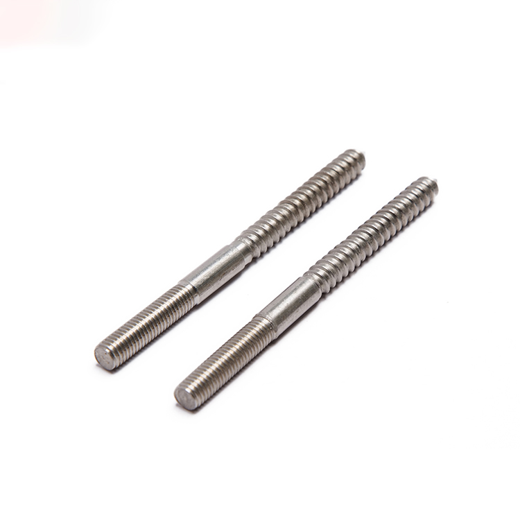 Double Thread Screw for Roof Mounting System