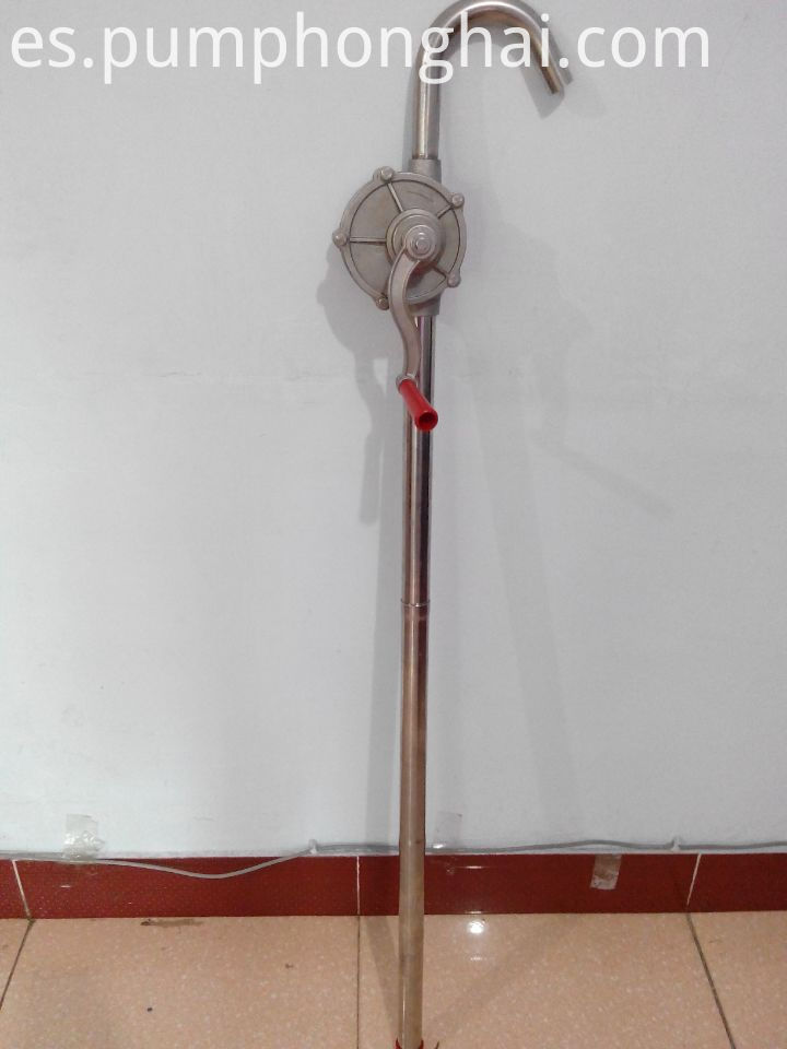 Hand Operated Oil Pump
