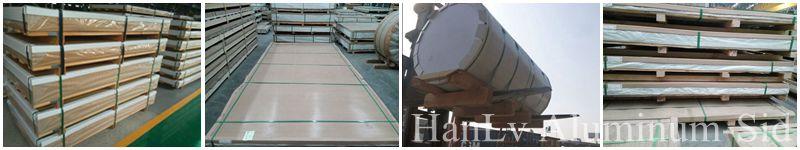 5083 Aluminum Boat Ship Supplier for Deck Floor