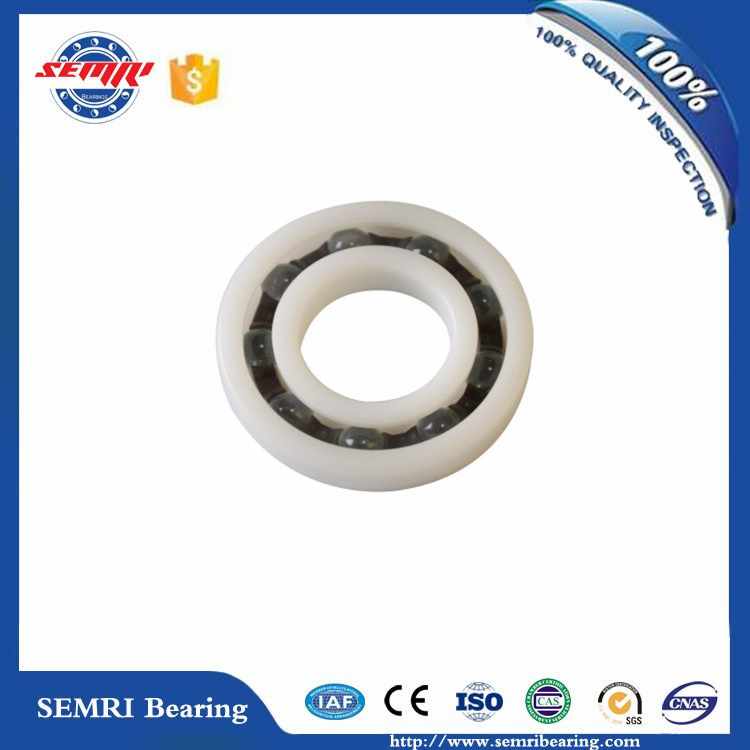 Water Tight Bearing Ceramic Glass Ball Bearing for Fitness Equipment (6008)