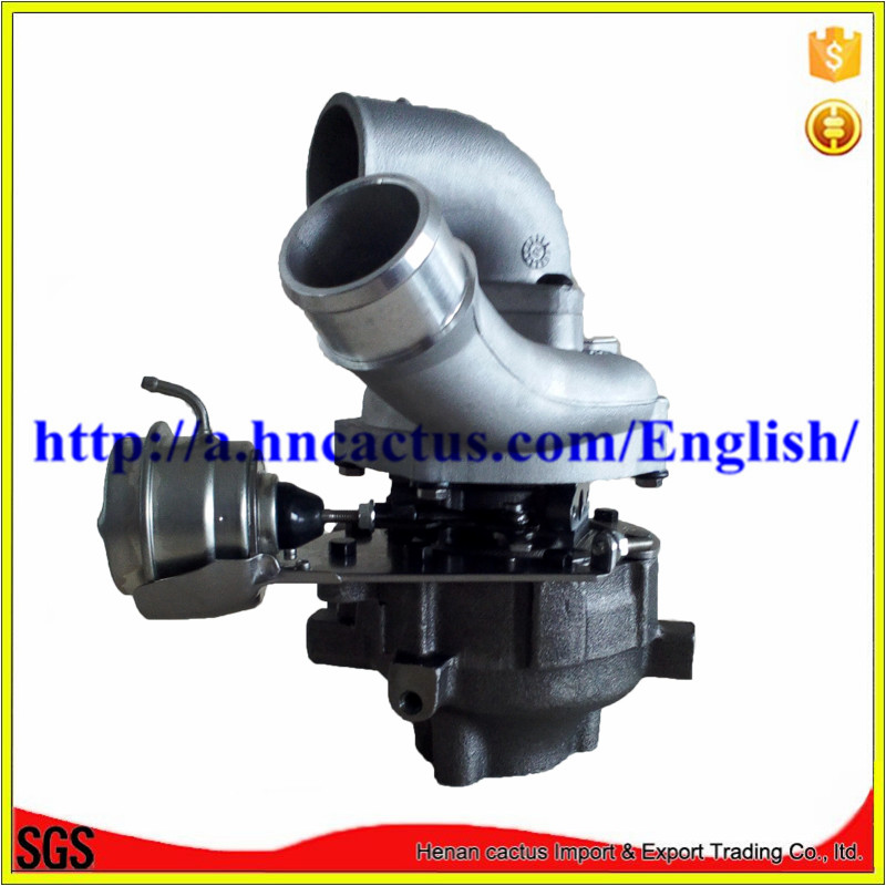 Gt1749V 28200-4A480 Turbocharger for Hyundai H-1 D4CB 16V 2.5L 2007-