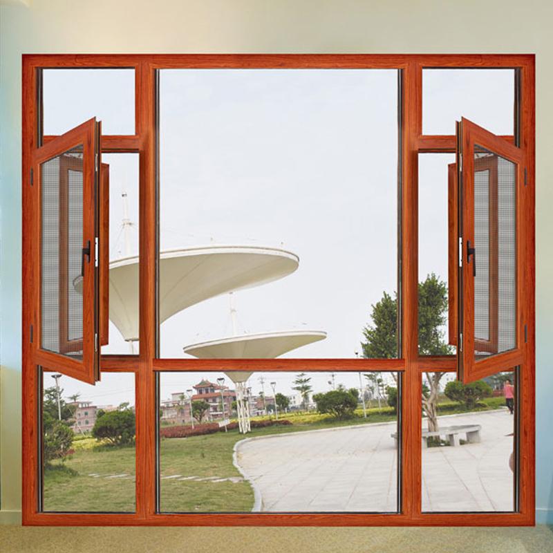 Thermal Break Aluminium Architectural Windows (FT-W135)