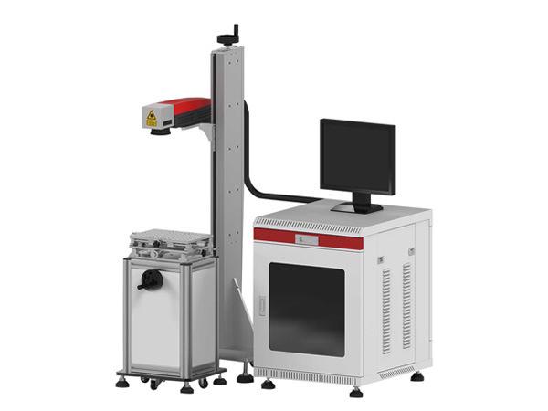 Metal & Plastic Deep Marking Engraving Machine Fiber Laser Marker Engraver 30W 50W 100W