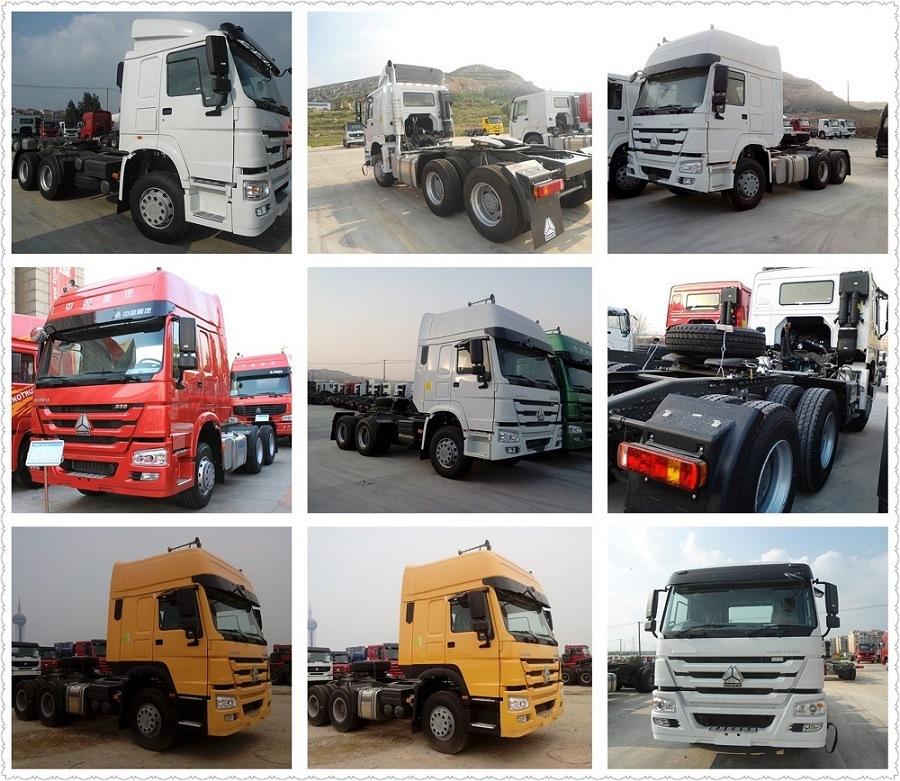 Best Price Howo Dump Truck 6x4 Euro 2 (371hp) Brand New