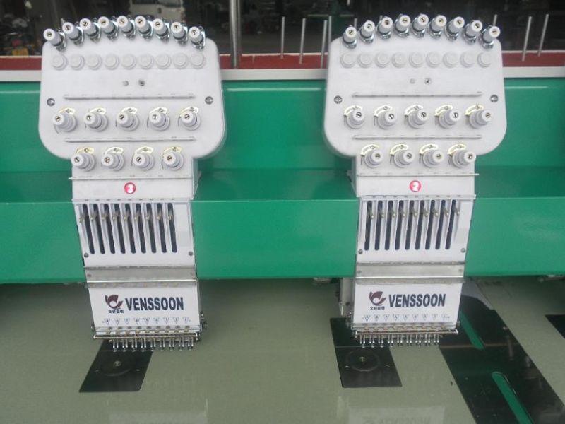 Flat Embroidery Machine (Model 920)