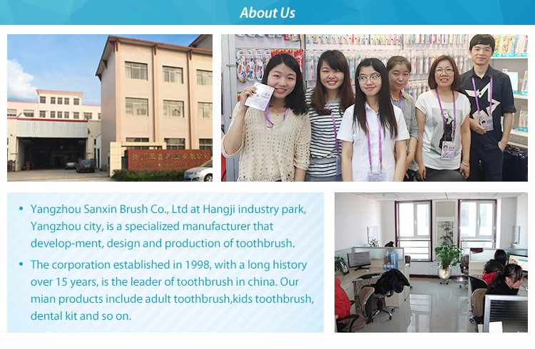 Yangzhou Sanxin Brush Co., Ltd