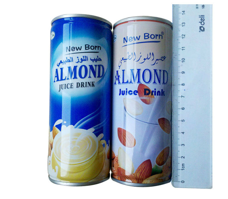 almond drink protein beverage