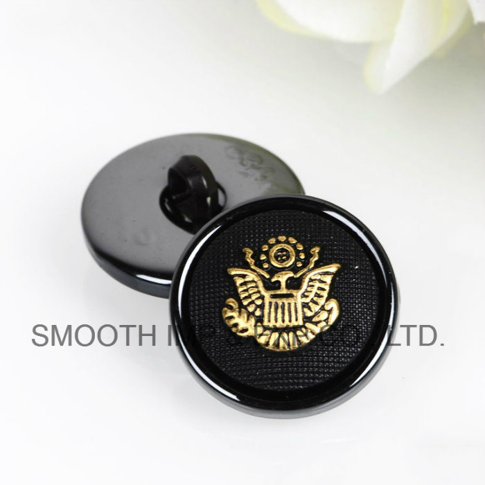 Wholesale Custom Fancy Fashion Clothing Button Cheap Plastic Garment Accessories