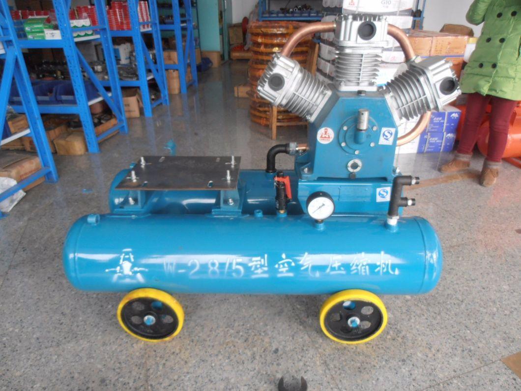 Mining Machinery Diesel Engine 2.8m3/Min Piston Air Compressor