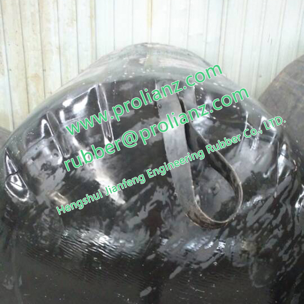 Water Plugging Airbag (used to prevent the flow)
