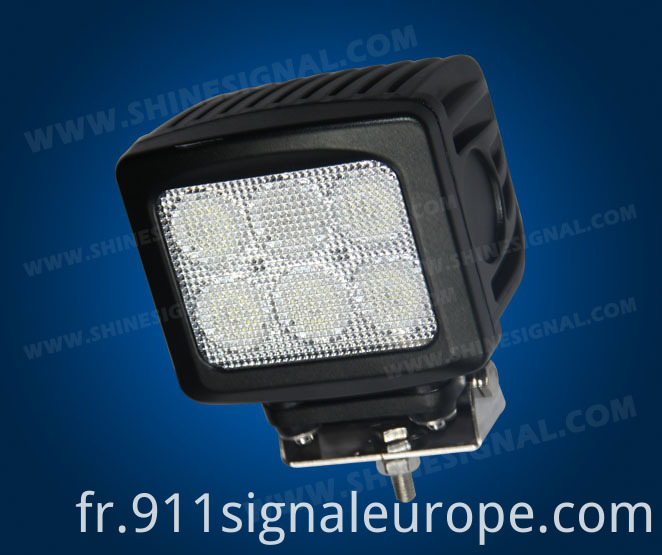 LED Flood Light (WBL24F 60W)