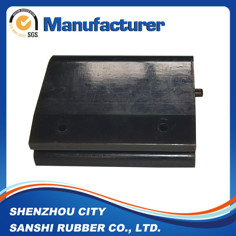 Custom Size Moulding PU Parts for Mechanical Equipment