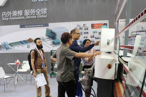 Laminated Glass Polishing Machine for Sale
